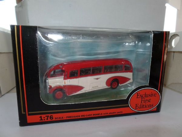 EFE 20901 Leyland Tiger PS1 Windover Bus Yorkshire Traction MIMB